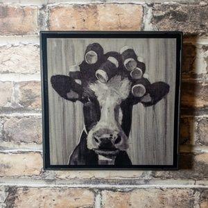 Curler Cow Frame